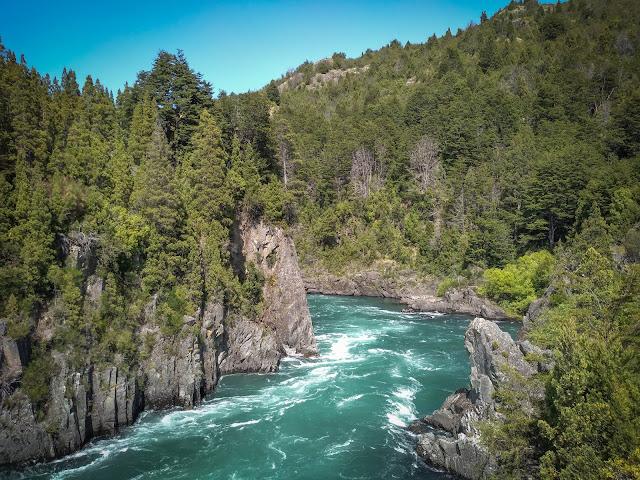 Río Futaleufú, Patagonia, Chile