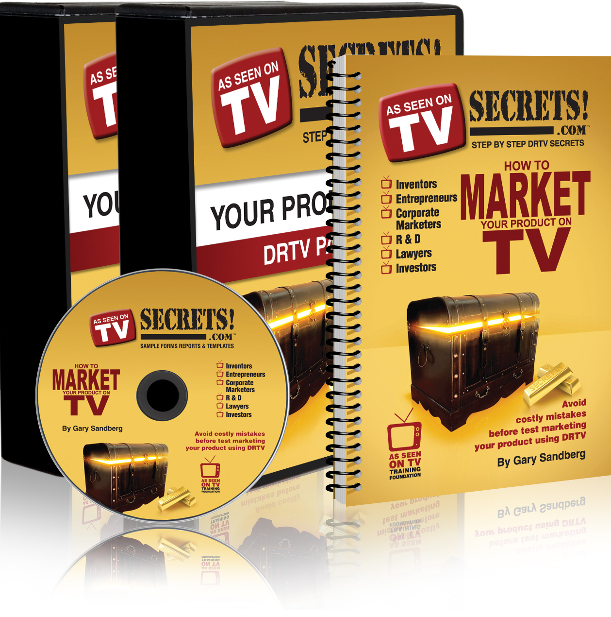 tv seen latest marketing secrets february