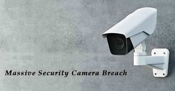 Massive Security Camera Breach