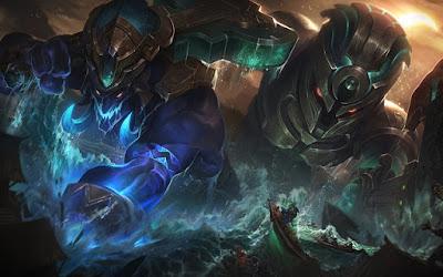 Bản lĩnh kiểm soát và điều hành kẻ thù của Nautilus rất hữu dụng trong thời đoạn cuối trận