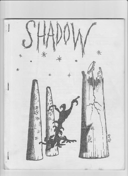 Issue 8 October/November 1969. Artwork: David A. Sutton