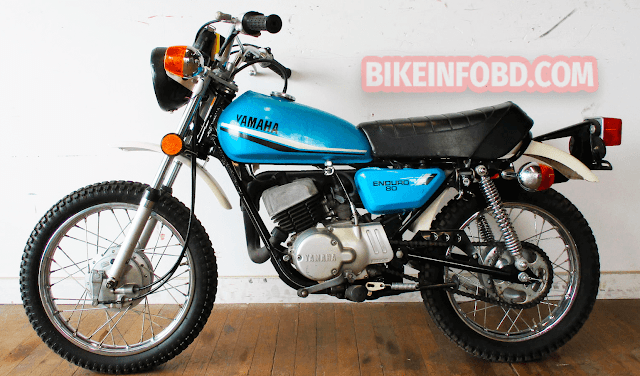 Yamaha GT80 1983