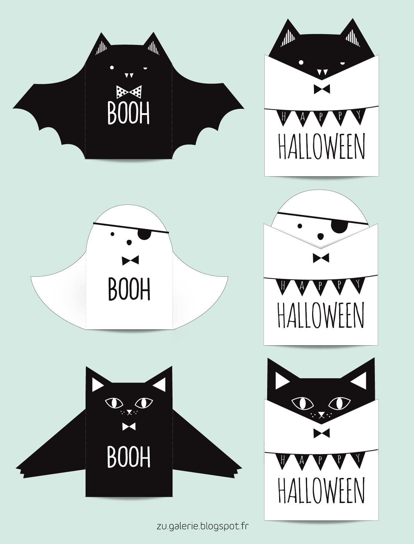 darmowe wydruki halloween