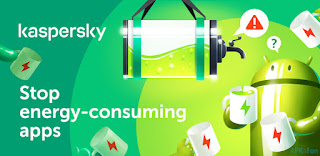 تحميل تطبيق معزز بطارية الهاتف من كاسبرسكي Kaspersky Battery Life: Saver & Booster v1.8.4.1347 Apk