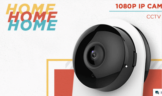 YI 1080p Smart Home CCTV Camera