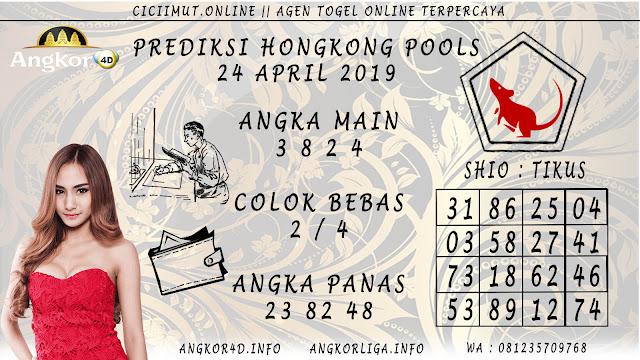 Prediksi Angka Jitu HONGKONG POOLS 24 APRIL 2019