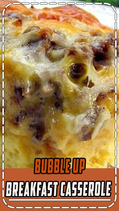 Wedding Bridesmaid Brunch. Luncheon, Breakfast Buffet. Bubble Up Breakfast Casserole