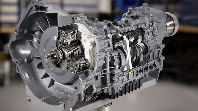 gearbox kopling ganda