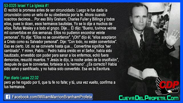Como un sello de su obediencia - William Branham en Español