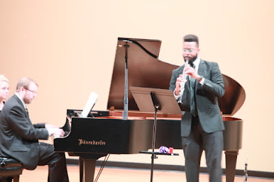 IMI Artists: Titus Underwood & Peter Henderson performing FredO s Oboe Sketches