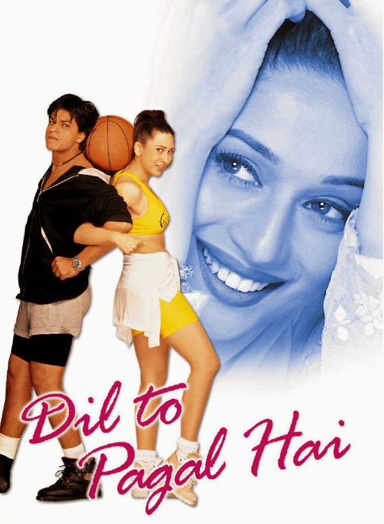 Download Films Dil To Pagal Hai (1997) 720 BRrip