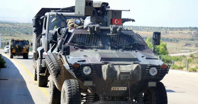 Συρία, το άλλο μέτωπο της Τουρκίας