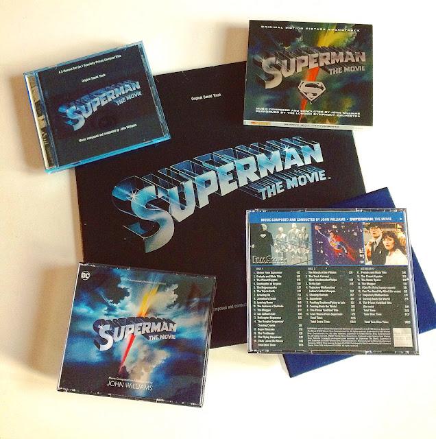 John Williams Superman soundtrack