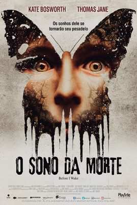 Capa do Filme O Sono da Morte