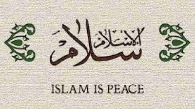 Islam juga bermakna damai.