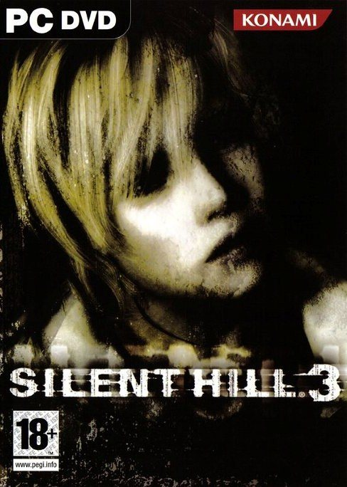 Descargar Silent Hill 3 PC Cover Caratula
