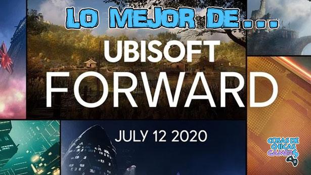 Anuncios destacados de Ubisoft Foward