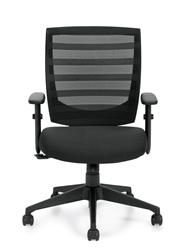 practical mesh back task chair