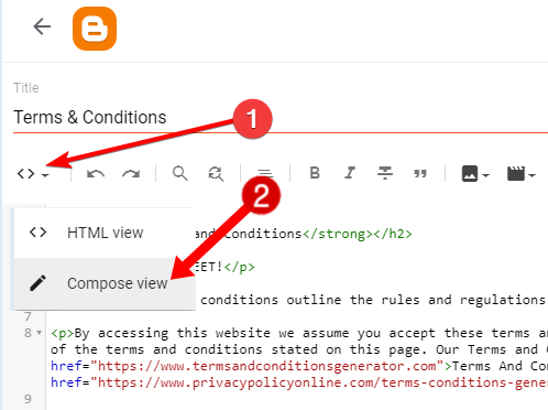 compose-view-in-blogger-page-editor