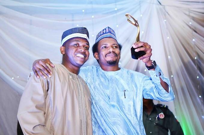 Atiku, Sen Abbo, Hon. Namdas, Hon. Nyampa, Dr Chagwa, Others Receives Humanitarian Awards in Adamawa Achievers Awards