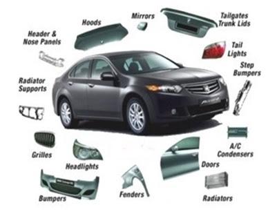 شرح مكونات السيارة للمبتدئين ووظائفها