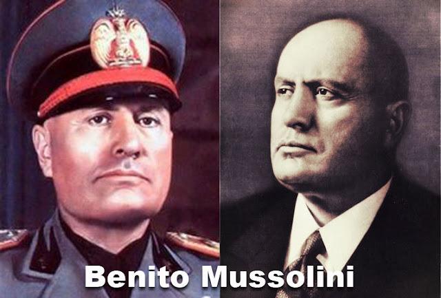 Biodata Benito Mussolini