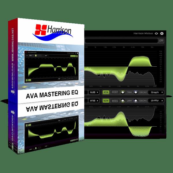 Harrison AVA Mastering EQ v3.0.1 Full version