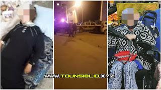شاب في العقد الثاني من العلا بولاية القيروان يقتل مؤجرته ذات الاحتياجات الخصوصية سحلا في سوسة‼️