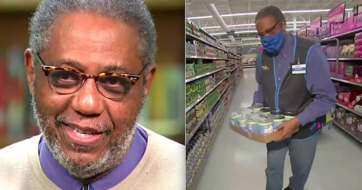 Dedicated High School Principal Takes Job At Walmart To Help Struggling Students At His School