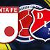 Medellin vs Santa Fe en vivo - ONLINE Cuartos de Final Copa Águila 10 de Agosto.