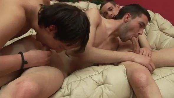 Груповуха геев порна