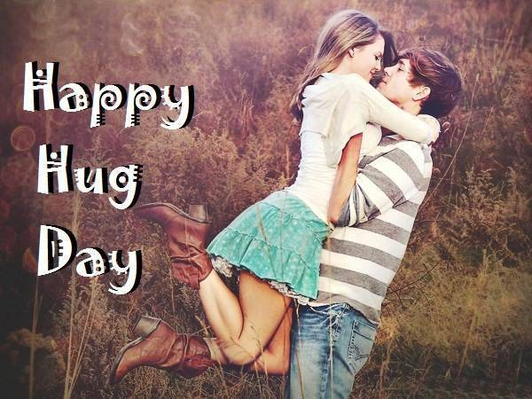 Happy hug day messages, quotes 2017