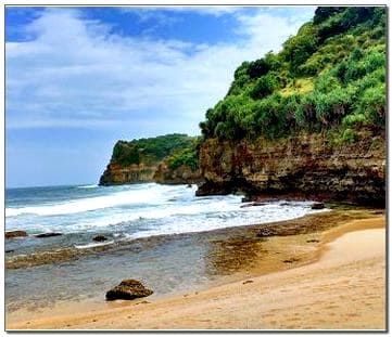 Pantai Ngetun Jogja