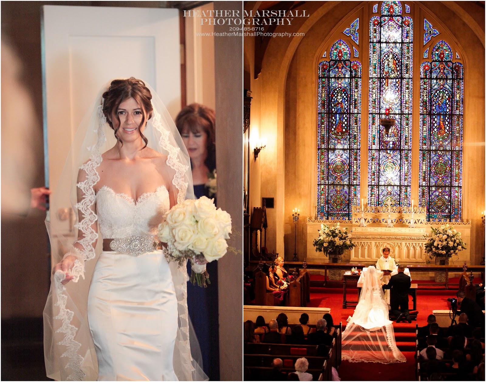 Heather Marshall Photography Richie Monica Say I Do Morris Chapel Stockton Ca Brookside Country Club Wedding
