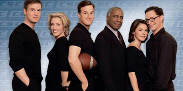 'Sports Night': Series deportivas de ayer y hoy
