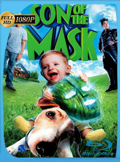 El Hijo de la Máscara (2005) BRRip [1080p] Latino [GoogleDrive] PGD