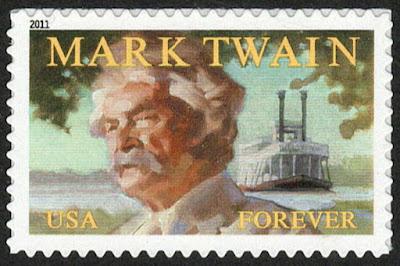 Mark Twain 2011