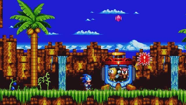 تحميل لعبة سونيك مينيا Sonic Mania بدون تسطيب