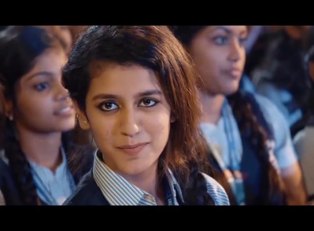 Priya prakash varrier teaser song download