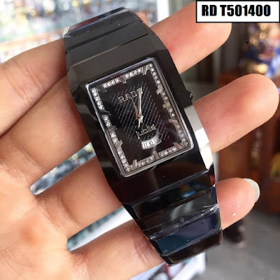 đồng hồ nam mặt vuông, đồng hồ nam mặt chữ nhật RD T501400