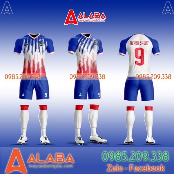 Áo bóng đá Pháp tự thiết kế đẹp