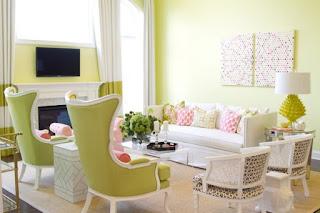 sala color pastel