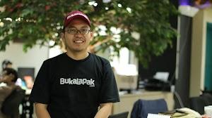 Kisah Sukses Achmad Zaky Pendiri Bukalapak