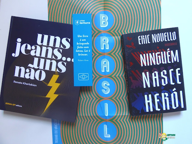 Clube Leitura, o clube de assinaturas da Livraria Leitura #02