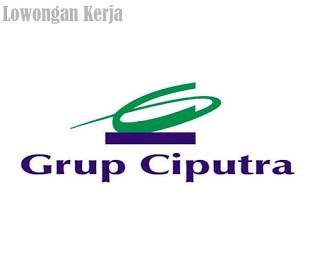 Lowongan Kerja PT Ciputra Group Malang