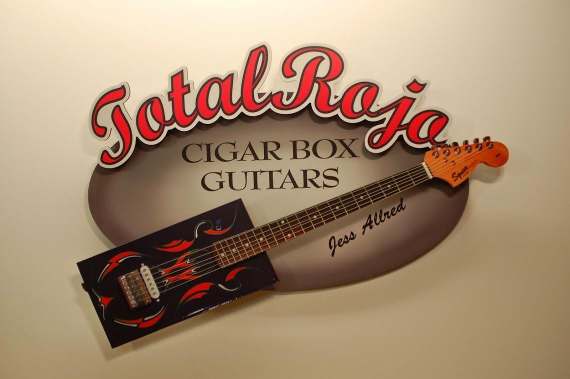 medium resolution of totalrojo guitars