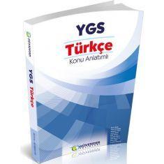 Güvender YGS Türkçe Konu Anlatımlı