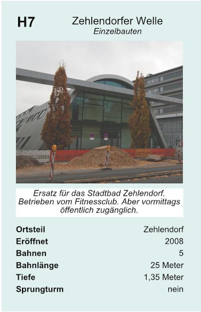 Quartettkarte Zehlendorfer Welle.