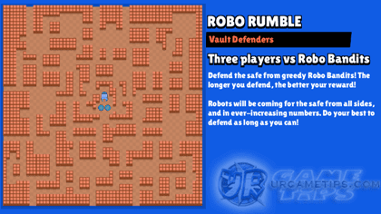 Brawl Stars: How To Defeat and Get Best Robo Rumble Time