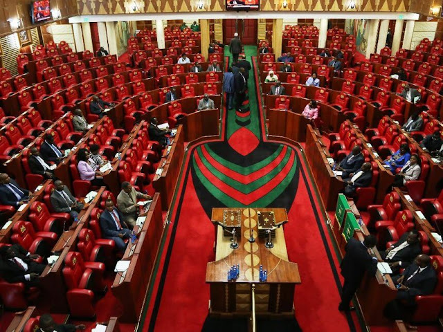 Kenya National assembly photo - Parliament Buildings
